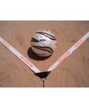 Очертания за плажен футбол