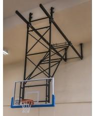 Баскетболна конструкция за таванен монтаж