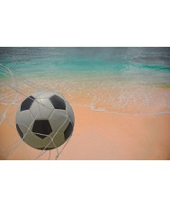 Мрежа за плажен футбол - 5.50 х 2.20 м.