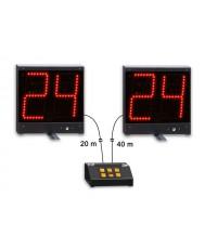 Електронни табла за баскетбол - 24 секунди