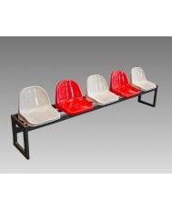 Скамейка за зрители - 5 места