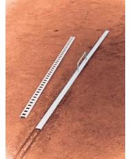Метален швелер за монтаж на линии