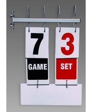 GAME/SET табели за съдийски стол