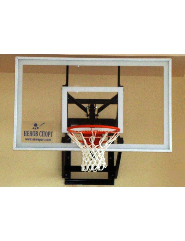 Конзолна баскетболна конструкция Easy Shot Wall