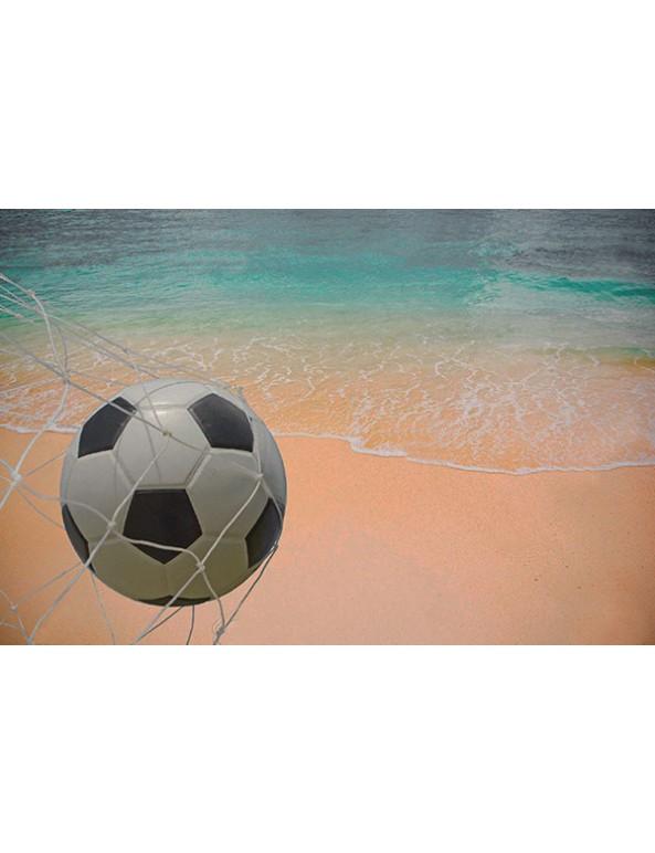 Мрежа за плажен футбол - 5.20 х 2.20 м.