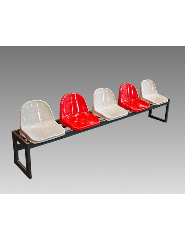 Скамейка за зрители 5 места