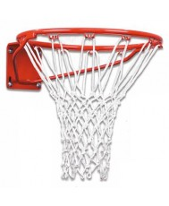 Basketball Ring with Hard Suspension