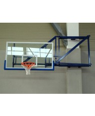 Folding Console Basketball Construction