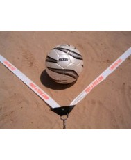 Marking Lines for Beach Soccer