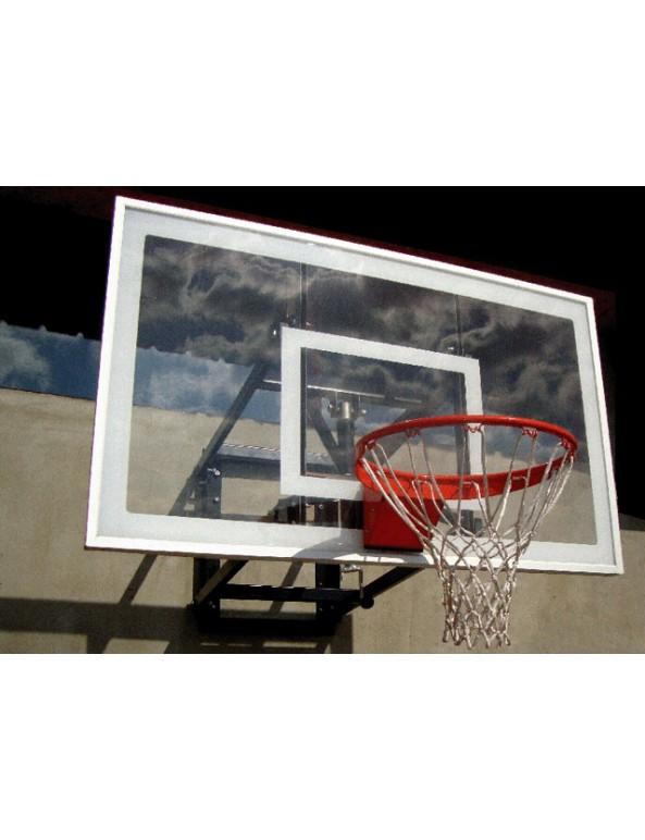 Баскетболно табло поликарбонатно стъкло