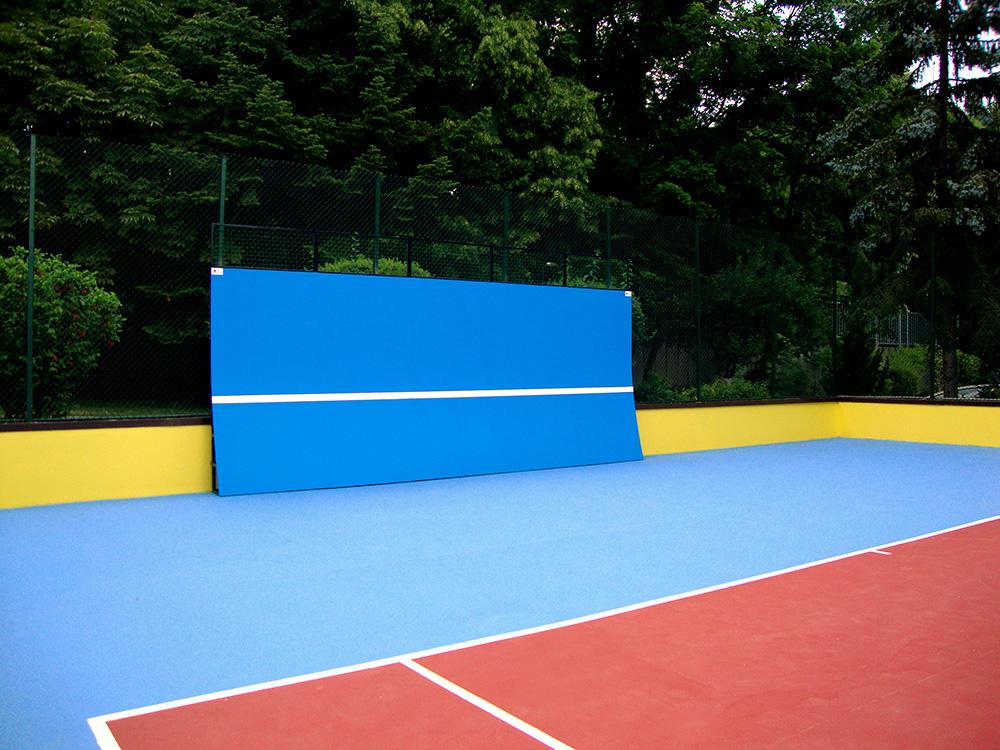 Стена за тенис - Посолство на Руска Федерация - гр. София