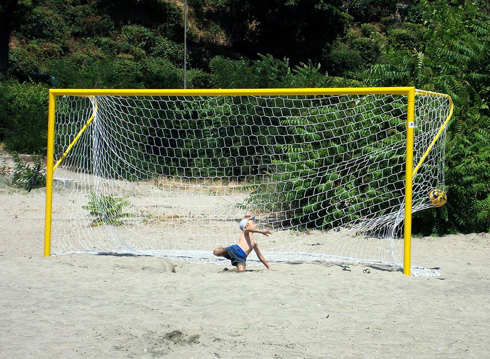 Врата за плажен футбол - Градски плаж - гр. Бургас